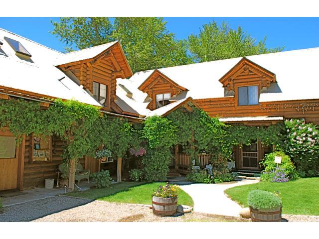 Log Lodge w/ Private Lake