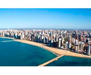 132 room Beachfront Hotel in Fortaleza
