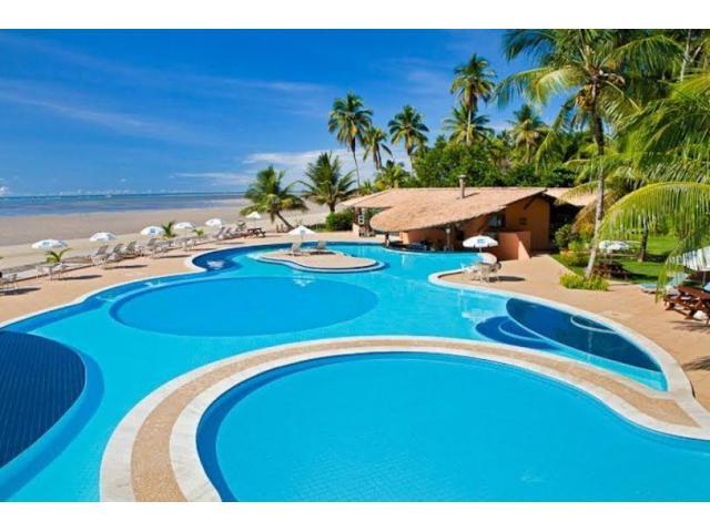 Spectacular BeachFront Hotel in Morro de Sao Paulo