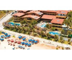 Brazilian Beach Front Hotel 136 rooms