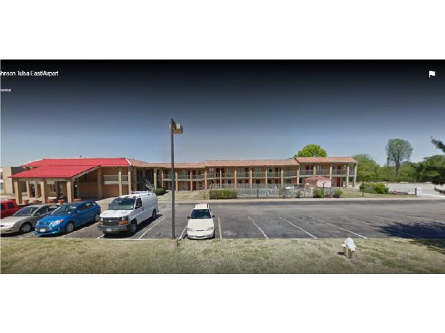 Former howard johnson hotel tulsa international hotel for Former hotel for sale