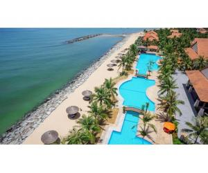 5 Star Beachfront Resort /212rooms