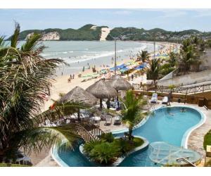 Brazilian Beach Front Hotel 136 rooms